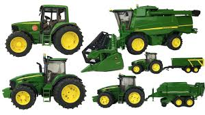 100 John Deere Toy Trucks ONE HOUR Of BRUDER TOYS Best Of JOHN DEERE Tractors For Kids