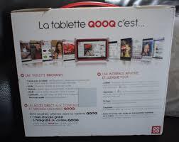 tablette cuisine qooq la tablette tactile pour cuisine qooq en test cook orico