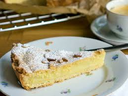 torta della nonna eine italienische spezialität