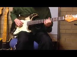 John Mayer Black One Stratocaster Replica Benson Pickups Peavey Classic 30