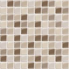smart tiles multi colored peel and stick harmony mosaik 10