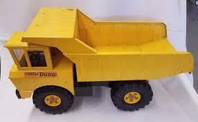 Vintage Pressed Steel Tonka Dump Truck 1970's | #1873675148