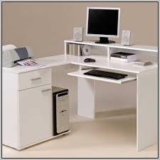 Ikea White Corner Computer Desk by Ikea Micke Desk With Keyboard Tray Small Corner Computer Desk