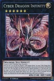 Xyz Dragon Cannon Deck 2005 by Yugioh Tcg Article Rerouting Cyber Dragon Infinity By Loukas