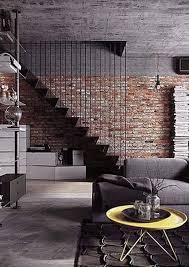 104 Urban Loft Interior Design Living Home Decor Wall Art City Suite Urba Industrial Architecture Staircase