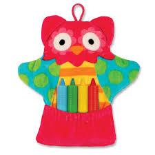 Crayola Bathtub Crayons Ingredients by Amazon Com Stephen Joseph Bath Mitt And Crayons Owl Baby