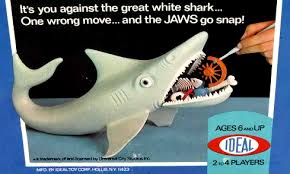 The Shark Itself Was In Retrospect Disappointing At Time I Displayed It Proudly But There Can Be No Doubt That Though Pleasingly Moulded