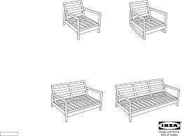 Ikea Futon Chair Instructions by Ikea Futon Assembly Furniture Shop
