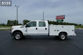 F250 Utility Truck - Service Truck Trucks For Sale