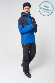 Hire Blue Ski Outfit From Salomon For Men Chic