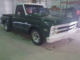100 C10 Truck For Sale Salvage 1968 Chevrolet For