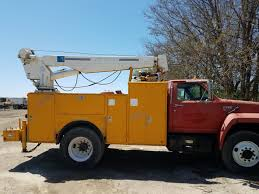 100 Service Truck With Crane For Sale Inventory ESBLLC