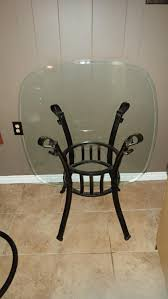 Glass And Wrought Iron Kitchen Table It Seats 4. No Chairs? Portrayal Of Wrought Iron Kitchen Table Ideas Glass Top Ding With Base Room Classic Chairs Tulip Ashley Dinette Set Zef Jam Outdoor Patio Fniture Black Metal Nz Kmart And Room Dazzling Round Tables For Sale Your Aspen Tree Cafe And Chic 3 Piece Bistro Sets Indoor Compact 2 Folding Chair W Back Wrought Iron Dancing Girls Crafts Google Search