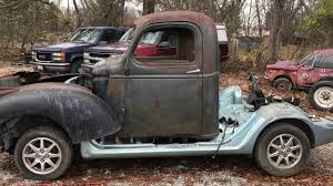 1946 Chevy Hybrid Hot Rod - YouTube