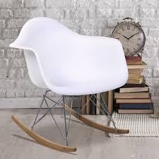 2019 Eames RAR Style Mid Century Modern Molded Plastic Rocking ... Pin By Omit O On Asideid Chair Fniture Design Eames Moulded Plastic Rocker Rar White With Chrome And Maple Base 2019 Style Mid Century Modern Molded Rocking Free Shipping Fiberglass Original Rar Designer Armchair Vitra In The Shop Side Wire Heals Living Room Amazing With Kids House