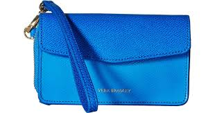 Lyst Vera bradley Smartphone Wristlet For Iphone 6 in Blue