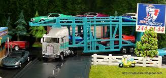 100 Matchbox Car Carrier Truck Mytoycars Super Convoys Part One