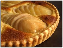 tarte aux poires amandine cookismo recettes saines faciles et