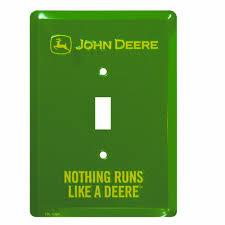 John Deere Bedroom Images by Amazon Com John Deere Light Switch Plate Home U0026 Kitchen