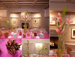 Fondue Bar At Indian Wedding Reception