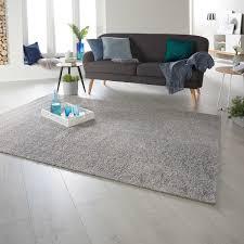 soft teppich madrid 160x230 grau dänisches
