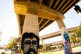 Chicano Park Murals Map by Chicano Park Designated As A National Historic Landmark Kpbs