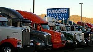 Paccar's Net Income Down In Second Quarter Despite Revenue Surge ...