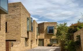 100 Mews Houses Moray Peter Barber