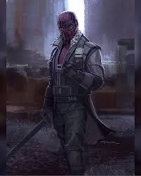 The Return Of Baron Zemo Captain America Civil War Concept Art