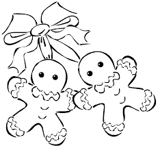 2015 Free Printable Christmas Coloring Pages 2