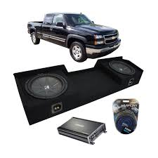 1999-2006 Chevy Silverado Ext Cab Truck Kicker CompR CWR10 Dual 10 ... 2006 Chevy Silverado Lt Crew Cab Truck Gainesville Fl 700 Miles Snow Motors Red 1500 Single Cab 4x4 Tennesseez71s Select 33 16 Toyo Mud Terrain Chevrolet Wheels Within Z71 Ext The Hull Truth Boating And Fishing 32006 Front End Aftermarket Ext 44 Kidron Kars 20 Of The Rarest Coolest Pickup Special Editions Youve Quad 4x4 Slate Branch Auto Zak R Lmc Life Whipple Gm Gmc 48l Supcharger Intercooled