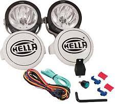 Pair of Hella Rallye 4000 Spread Beam 4x4 off Road Driving Lamps