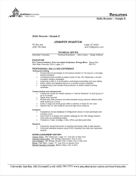 List Example Rhemberskyme Usa Soft Skills Examples In Resume Skill Of On Beautiful