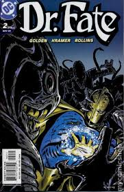 Doctor Fate 2003 3rd Series 2
