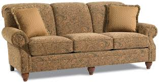 Clayton Marcus Clementine 3274 Traditional Queen Sleeper Sofa with