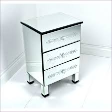 Pier One Mirrored Chest by Bedroom Pier One Mirrored Nightstand Mirrored Desk Silver