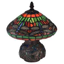 Home Depot Tiffany Lamp by Dale Tiffany Table Lamps Lamps The Home Depot