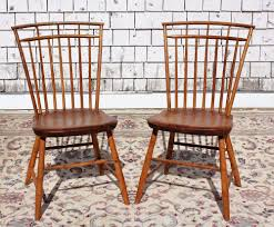 Cohasset Colonial Birdcage WIndsor Side Chairs In 2019 ...