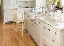 Vinyl Flooring Kitchen White Cabinets On Modern New In Lofty Ideas