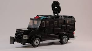 100 Swat Truck For Sale Custom LEGO Vehicle Armored Police SWAT Instructions Download In Description