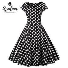 popular retro polka dot dress buy cheap retro polka dot dress lots