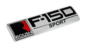Ford F-150 Sport Roush Logo Chrome Black & Red Fender Trunk Emblem ... How To Make A Ford Belt Buckle 7 Steps 2018 New 2004 2014 F 150 Usa Flag Front Grille Or Rear Tailgate F1blemordf2tailgatecameraf350 Vintage Truck Hood Emblem 1960 1966 Badge F100 Hotrod Ebay Mustang Blue Chrome 408 Stroker 4 Engine Size 52017 F150 Platinum 5 Inch Oem New 19982011 Crown Victoria Trunk Lid Oval Grletailgate Billet Gloss Black Tow Hook 2 Hitch Cover Red Led Light Up