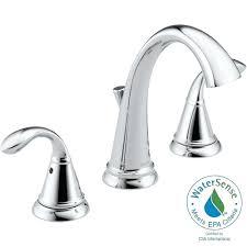 Bathroom Sink Drain Not Working by Bathroom Sink 8 Widespread Bathroom Sink Faucets Fluent In
