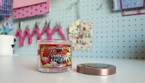 Bath And Body Works Pumpkin Apple by September Favourites 2015