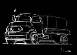Old Mercedes-Benz Truck - Sketch Https://www.behance.net/VictorSueco ... Vector Drawings Of Old Trucks Shopatcloth Old School Truck By Djaxl On Deviantart Ford Truck Drawing At Getdrawingscom Free For Personal Use Drawn Chevy Pencil And In Color Lowrider How To Draw A Car Chevrolet Impala Pictures Clip Art Drawing Art Gallery Speed Drawing Of A Sketch Stock Vector Illustration Classic 11605 Dump Loaded With Sand Coloring Page Kids