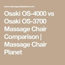Osaki Os 4000 Massage Chair Assembly by Official Medical Breakthrough 6 Massage Chairs Massage Chairs