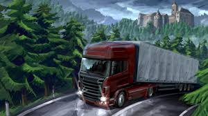 100 Euro Truck Simulator 3 Wallpaper Wallpaper From 2 Gamepressurecom