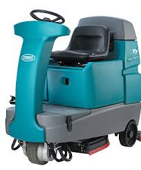 t7 micro rider floor scrubber tennant company scrubbers ride on