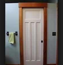 Diy Door Jamb Frame Design Interior Home Decor