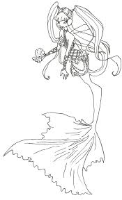 Winx Coloring Pages To And Print For Adult Best Of Online